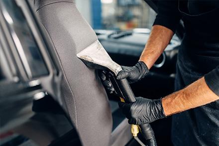 globinsko kemično čiščenje vozil