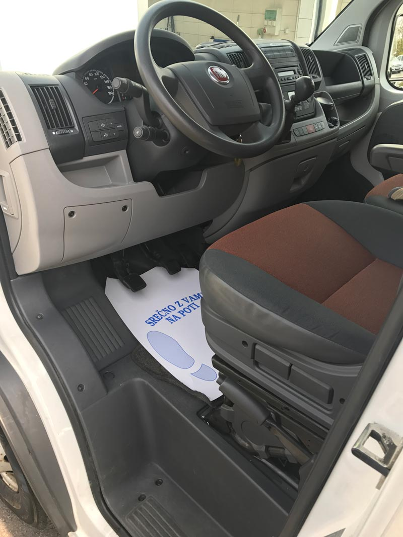 Notranje čiščenje vozil Krajnc