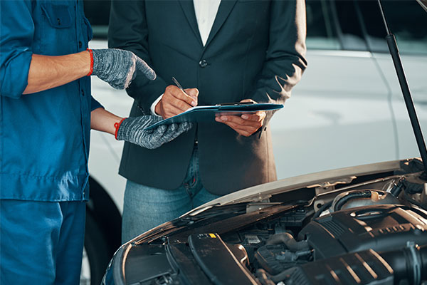 Servis osebnih vozil in posvetovanje